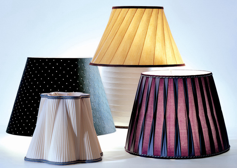 Custom Lamp Shade: ,Lighting